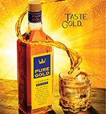 Pure Gold Whiskey